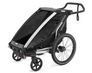 Thule Chariot Lite 1 Przyczepka rowerowa kolor agave/black 2021 KURIER GRATIS