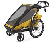 Thule Chariot Sport 1 Przyczepka rowerowa kolor spectra yellow on black 2021 KURIER GRATIS