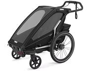 Thule Chariot Sport 1 Przyczepka rowerowa kolor midnight black 2021 KURIER GRATIS