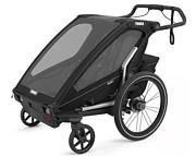 Thule Chariot Sport 2 Przyczepka rowerowa kolor midnight black 2021 KURIER GRATIS