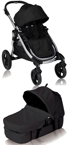 Baby Jogger City Select 2016 (spacerówka+gondola Bassinet Kit) GRATIS KURIER