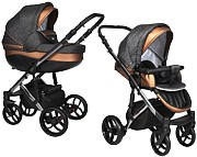 Baby Merc Faster 3 Limited Edition 2w1 (spacerówka + gondola) 2021 KURIER GRATIS
