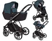 Baby Merc La Rosa 3w1 (spacerówka + gondola + fotelik Carlo z adapterem) 2021 KURIER GRATIS