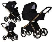 Baby Merc Mango 3w1 Limited Edition  (spacerówka + gondola + fotelik Kite z adapterem) 2021 KURIER GRATIS