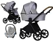 Baby Merc Mango 3w1 (spacerówka + gondola + fotelik Maxi Cosi Cabriofix) 2021 KURIER GRATIS