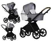 Baby Merc Mango 3w1 (spacerówka + gondola + fotelik Kite z adapterem) 2021 KURIER GRATIS