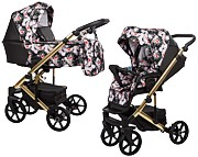 Baby Merc Mosca 2w1 Limited Edition (spacerówka + gondola) 2021 KURIER GRATIS