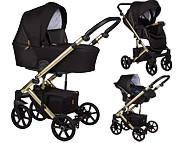 Baby Merc Mosca 3w1 Limited Edition (spacerówka + gondola + fotelik z adapterem) 2021 KURIER GRATIS