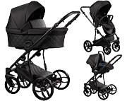 Baby Merc Piuma 3w1 (spacerówka + gondola + fotelik z adapterem) 2021 KURIER GRATIS