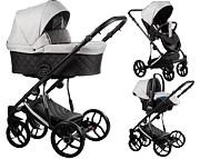 Baby Merc Piuma 3w1 Limited Edition (spacerówka + gondola + fotelik z adapterem) 2021 KURIER GRATIS