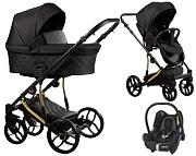 Baby Merc Piuma 3w1 Limited Edition (spacerówka + gondola + fotelik Cabrio) 2021 KURIER GRATIS
