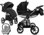 BabyActive Mommy Glossy 3w1 (spacerówka + gondola + fotelik Maxi Cosi Cabrio) 2020 KURIER GRATIS