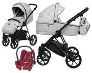 BabyActive Musse Boss 3w1 (spacerówka + gondola + fotelik Maxi Cosi Cabriofix) 2020 KURIER GRATIS