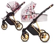 BabyActive Musse Rose 2w1 (spacerówka + gondola) 2020 KURIER GRATIS