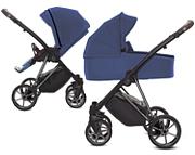 BabyActive Musse Royal 2w1 (spacerówka + gondola) 2021 KURIER GRATIS