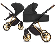 BabyActive Musse Ultra 2w1 (spacerówka + gondola) 2020 KURIER GRATIS