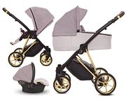 BabyActive Musse Ultra 3w1 (spacerówka + gondola + fotelik Kite z adapterem) 2020 KURIER GRATIS