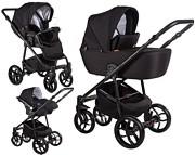 Baby Merc La Noche 3w1 (spacerówka + gondola + fotelik Carlo z adapterem) 2021 KURIER GRATIS