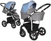 Baby Merc Q9 Plus 2w1 (spacerówka + gondola)  / KURIER GRATIS