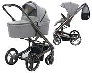BabySafe Lucky 2w1 (spacerówka + gondola) 2021 / KURIER GRATIS