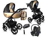 Bexa Air Pro 4w1 ( spacerówka + gondola + fotelik Maxi Cosi Cabrio + baza Familyfix ) 2021 KURIER GRATIS