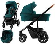 Britax Smile III 3w1 (spacerówka + gondola + fotelik Baby-Safe iSense) Special Edition 2021 KURIER GRATIS