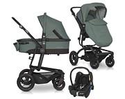 Easygo Soul 3w1 (spacerówka + gondola Smart Fold + Maxi Cosi Cabriofix) 2021 KURIER GRATIS