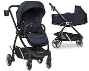 Euro-Cart Crox 2w1 (spacerówka + miękka gondola) 2020