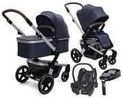 PROMOCJA! Joolz Hub+ 4w1 (spacerówka + gondola + fotelik Maxi Cosi Cabrio + baza Familyfix) 2021 KURIER GRATIS