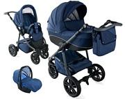 Krasnal BabyFIL 3w1 (spacerówka + gondola + fotelik z adapterem) 2019 KURIER GRATIS