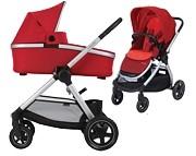 Maxi Cosi Adorra 2w1 (spacerówka + gondola Oria) Vivid red KURIER GRATIS