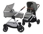Wózek Maxi Cosi Adorra (spacerówka + gondola Oria) KURIER GRATIS