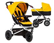 2w1 Mountain Buggy Swift (spacerówka+ gondola) 2016 KURIER GRATIS