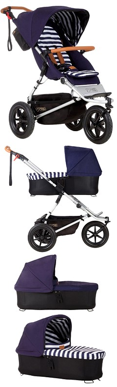 Wózek Mountain Buggy Urban Jungle LUXURY 2018 (spacerówka+ gondola) KURIER GRATIS
