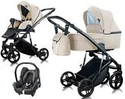 WYPRZEDAŻ Milu Kids Atteso 3w1 (spacerówka + gondola + fotelik Maxi Cosi Cabrio wybrane kolory ) 2020 KURIER GRATIS kolor 03