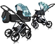 Milu Kids Vivaio Less 2w1 (spacerówka + gondola) 2021  KURIER GRATIS