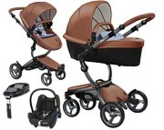 PROMOCJA Mima Xari 3G 4w1 (st+spacer/gond+ zest uzup+ Maxi Cosi Cabrio+ baza Familyfix) Camel Kurier Gratis