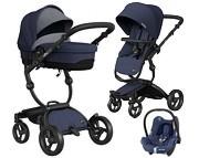 3w1 Mima Xari Sport (stelaż+siedzisko spacerowe+ gondola Sport+ fotelik Maxi Cosi Cabriofix) KURIER GRATIS*Sprawdź cenę
