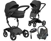 4w1 Mima Xari Sport (stelaż+siedzisko spac+ gondola Sport+ fotelik Maxi Cosi Cabrio+ baza Familyfix) KURIER GRATIS*Sprawdź cenę