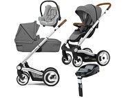 Mutsy Icon Balance 4w1 (stelaż + spacerówka + gondola + fotelik Maxi Cosi Cabrio+ baza Familyfix) 2020 KURIER GRATIS