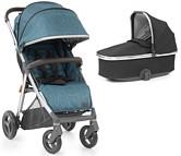 PROMOCJA! BabyStyle Oyster Zero 2w1 (spacerówka Regatta + gondola Caviar + adapter) 2021 / KURIER GRATIS