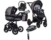 Wózek Paradise Baby Euforia Comfort(spacer+gondola+fotelik Maxi Cosi Cabrio+baza Familyfix)2020 KURIER GRATIS TANIEJ DO 31.12