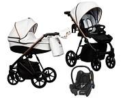 Paradise Baby FX 3w1 (spacerówka + gondola + fotelik Maxi Cosi Cabrio) 2021 KURIER GRATIS