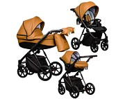 Paradise Baby FX 3w1 (spacerówka + gondola + fotelik Kite z adapterem) 2021 KURIER GRATIS