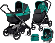 W�zek 3w1 Peg-Perego Book Plus S Pop-Up Completo&Modular 2016 (spac+gondola+fot+torba) GRATIS KURIER
