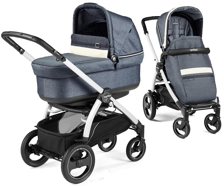Peg-Perego Book 51S New 2w1 2019 Luxe Line (spacerówka+ gondola Navetta Pop Up) KURIER GRATIS