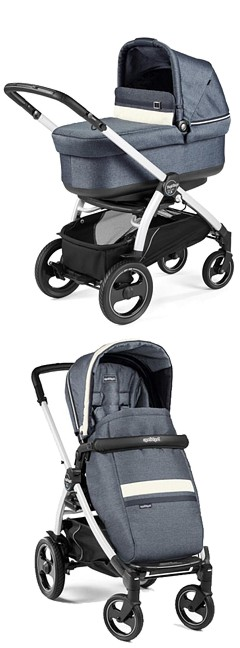 2w1 Peg-Perego Book 51S New 2019 (spacerówka+ gondola Pop Up) Luxe Line KURIER GRATIS