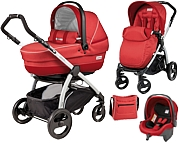 Peg-Perego Book Plus Completo & Modular Soft 2015 (spacerówka Pop Up +gondola +fotelik+ torba) GRATIS KURIER