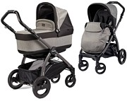 W�zek 2w1 Peg-Perego Book Plus S Pop-Up Completo (spacer�wka+gondola Navetta Pop Up) kol. Atmosphere GRATIS KURIER