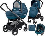 Peg-Perego Book Plus S Completo & Modular Soft 2015 (spacerówka Pop Up +gondola +fotelik+ torba) GRATIS KURIER